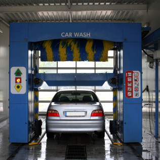 Touch Free & Soft Touch Wash
