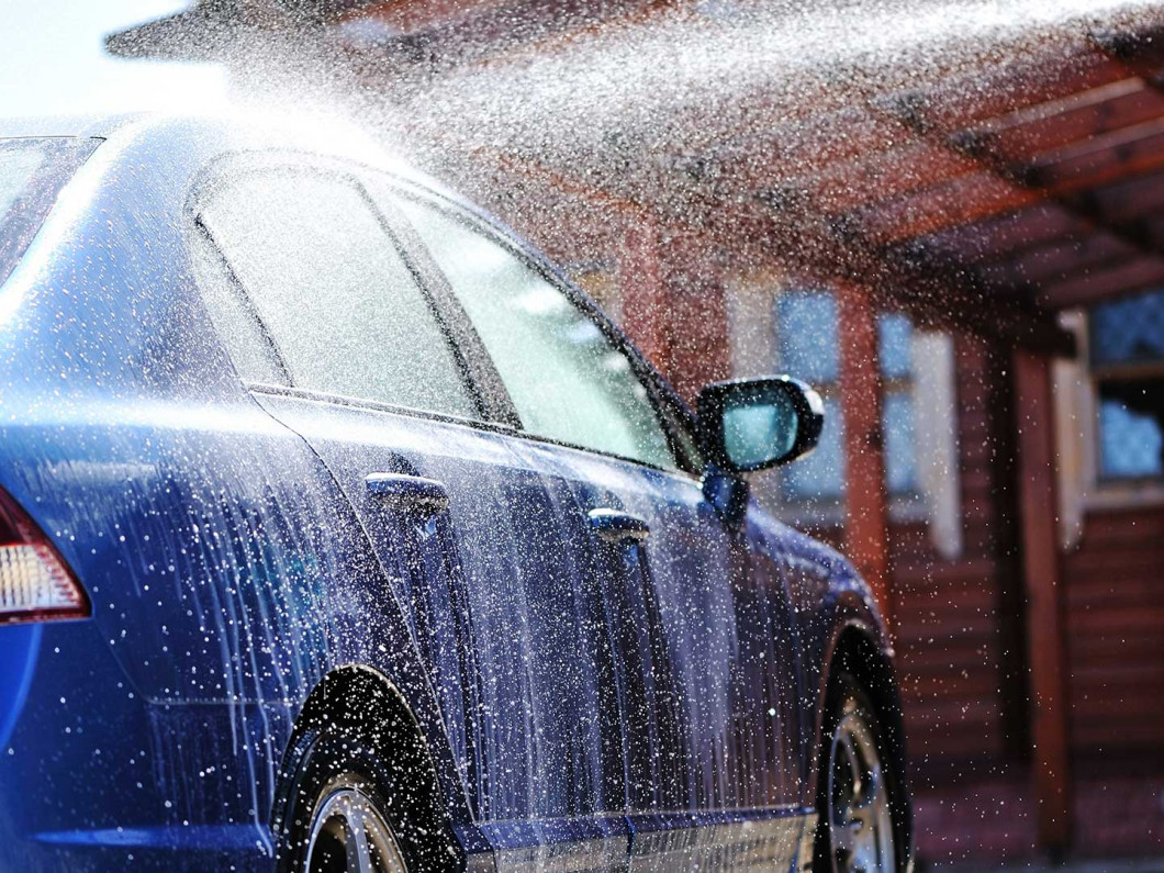 Simplify the car washing process