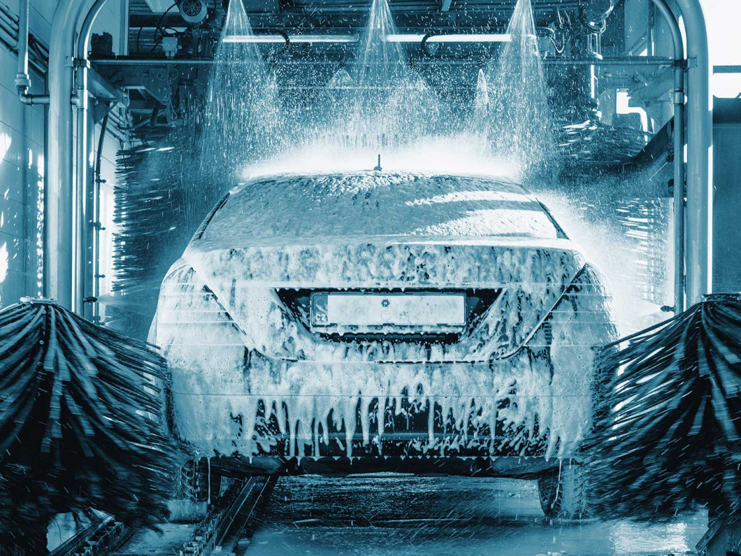 Get Unlimited Car Wash Access